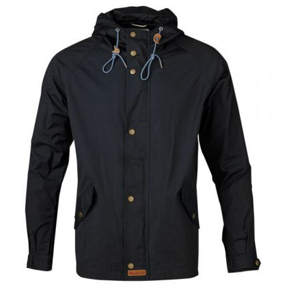 KnowledgeCotton Apparel - Waxed Canvas Light Jacket